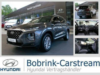 gebraucht Hyundai Santa Fe 2.0 CRDi Trend Navi Kamera Krell PDC SHZ LRH