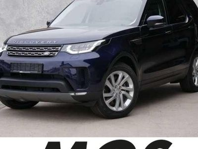 gebraucht Land Rover Discovery 3.0 Td6 SE #WINTER #LEDER