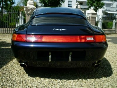 käytetty Porsche 993 Targa - 2. Hand