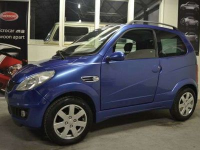 gebraucht Ligier X-Too R Blue Mopedauto Leichtmobil Microcar 45