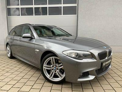 "gebraucht BMW 528 i xDrive touring M-Paket/19""/HUD/Pano/ACC/TV"