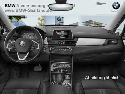 gebraucht BMW 218 Gran Tourer d Gran Tourer Navi LED Klimaautomatik PDC CD