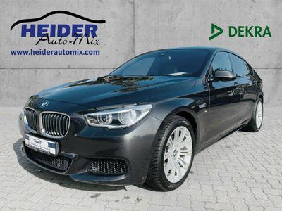 gebraucht BMW 535 Gran Turismo d xDrive M-Sportpaket (VOLL!) als SUV/Geländewagen/Pickup in Heide
