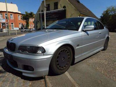 gebraucht BMW 320 320 Baureihe 3 CoupeCi*M-SPORT*TEILLEDER*PDC*