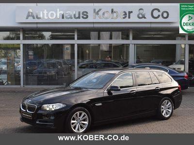 gebraucht BMW 525 dA Touring Garantie 1.HD Navi Tempomat HIFI