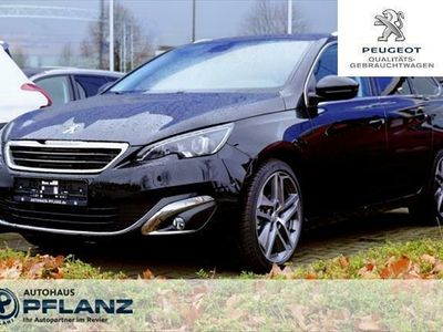 gebraucht Peugeot 308 SW Allure 2.0 BlueHDi 150 EAT6 Stop & Start