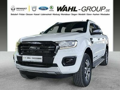 gebraucht Ford Ranger Doppelkabine 4x4 Wildtrak, Autom. NAVI AHK, Mountain Top