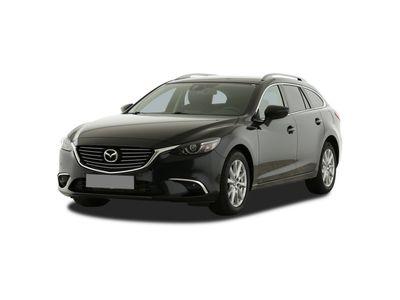 used Mazda 6 Kombi Exclusive-Line FSE PDC SHZ NAVI LED