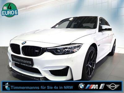 gebraucht BMW M3 M DKG Navi Prof. M Drivers Package Head-Up