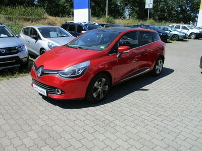 gebraucht Renault Clio IV Kombi 1.2 TCe Luxe Klimaautomatik