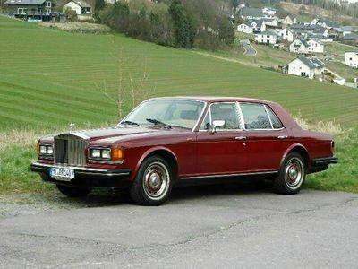 gebraucht Rolls Royce Silver Spirit H-Zulas...