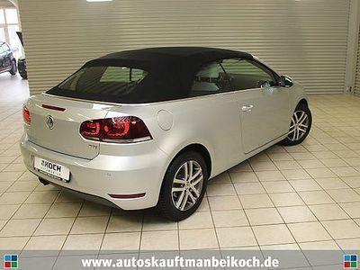 gebraucht VW Golf Cabriolet VI 1.4 TSI Exclusive Performance