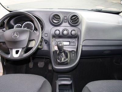 gebraucht Mercedes Citan 111 CDI Tourer BlueEFFICIENCY lang