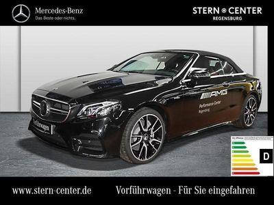 gebraucht Mercedes E53 AMG E 53 AMG4MATIC+ Cabriolet Sitzklima+Driver