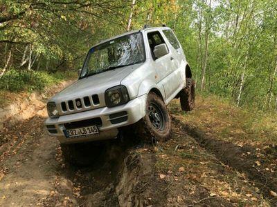 gebraucht Suzuki Jimny Offroad Jagd - 6500€ nur bis ...