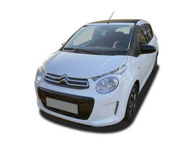 gebraucht Citroën C1 C1AIRSCAPE VTi 72 SHINE-SHZ-KAMERA-KLIMA-