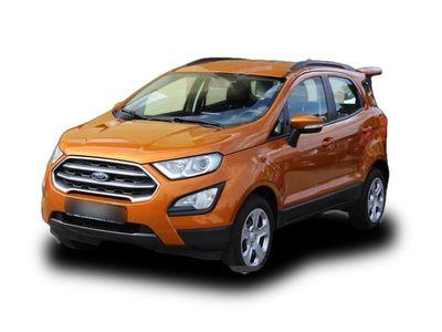 gebraucht Ford Ecosport 1.0 Cool&Connect Navi PDC Klima