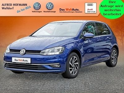 gebraucht VW Golf VII 1.5 TSI Join DSG KLIMA NAVI LM