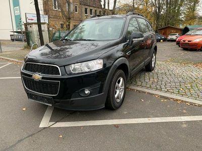 gebraucht Chevrolet Captiva 2.4 LT 7 Sitze,1.Hand Scheckheft als SUV/Geländewagen/Pickup in Berlin