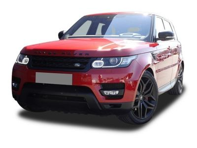 gebraucht Land Rover Range Rover Sport 5.0 HSE Dynamic TOP Bluetooth