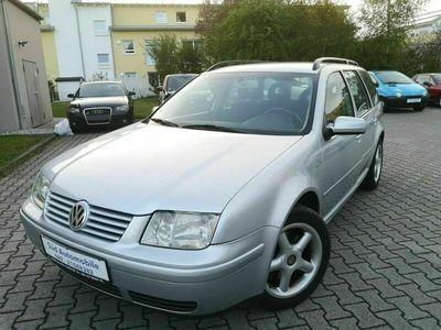 gebraucht VW Bora Variant Comfortl. SPORT-PK*KLIMA*KD NEU*AHK