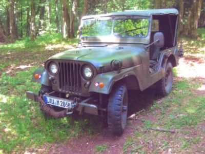 second-hand Jeep Willys Overland M38A1