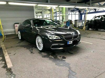 gebraucht BMW 640 i Coupe soft close 21Zoll VOLL