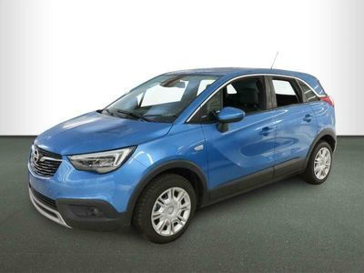 gebraucht Opel Crossland X - INNOVATION 1.2 TURBO S/S 81KW 6G