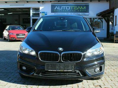 gebraucht BMW 216 Active Tourer216 d Advantage*NAVI*KLIMAATOM.*PDC