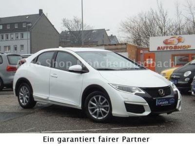käytetty Honda Civic 1.4 *1.Hand*Tempomat*Sitzheizung*Einparkhi