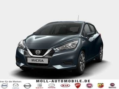 brugt Nissan Micra 0.9 IG-T N-Connecta Winter Safety Start/Stopp