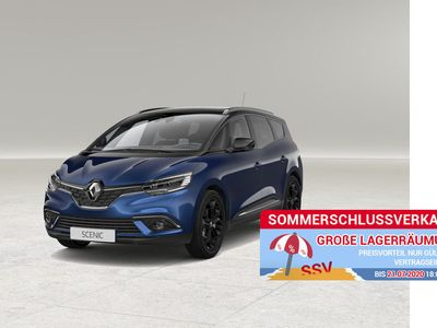 gebraucht Renault Grand Scénic BLACK Edition TCe 160 in Freiburg