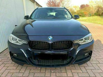 gebraucht BMW 335 d Touring xDrive Sport-Aut. M Sportpaket AHK