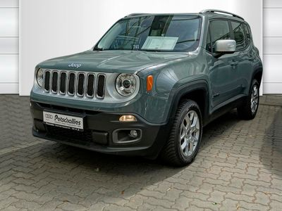 gebraucht Jeep Renegade 1,4 MultiAir Limited 4WD