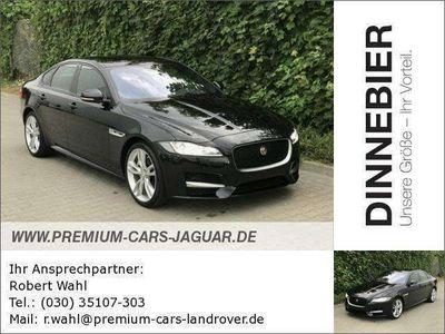 gebraucht Jaguar XF 20d R-Sport AWD - BDE