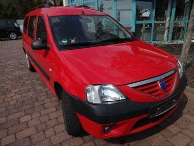 gebraucht Dacia Logan MCV 1.6 Laureate TÜV bis 10 / 2020