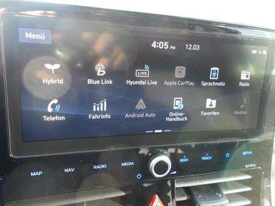 gebraucht Hyundai Ioniq Facelift Hybrid STYLE-Paket