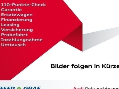gebraucht Audi A3 Sportback 1.0 TFSI Einparkhilfe hinten+Allwet