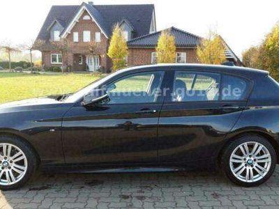 gebraucht BMW 114 114 Baureihe 1 Lim. 5-trg. d M-Sport-Paket +Navi