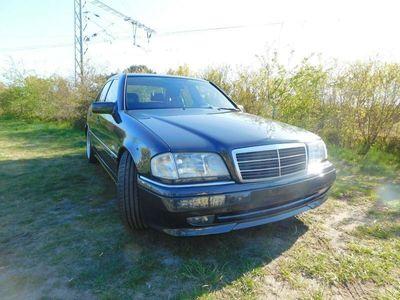 gebraucht Mercedes C36 AMG Mercedes BenzAMG W202