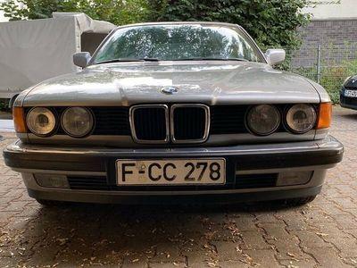gebraucht BMW 730 i Automatik, 87er Jahrgang - Seltenheit