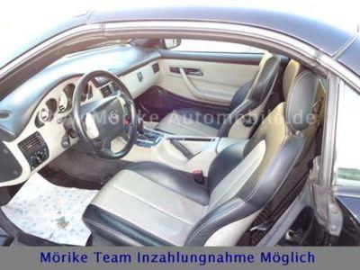 używany Mercedes SLK230 RoadsterKompressor,Cabrio,Leder KIiMA,