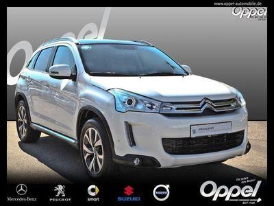 gebraucht Citroën C4 Aircross HDi Isofix+LED+Navi+SH+Panodach +RFK