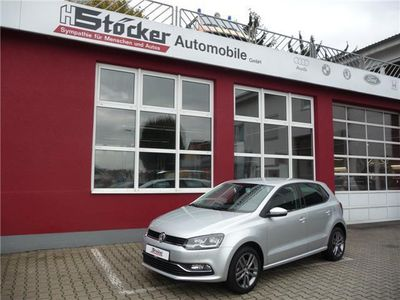 gebraucht VW Polo 1.2 TSI BMT Allstar Voll-LED Bluetooth