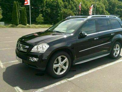 gebraucht Mercedes GL420 CDI DPF/4Mat. 7Sitzer/Fond.TV/Standh/Dist