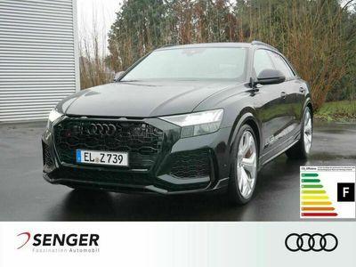 gebraucht Audi RS Q8 quattro Navi Leder Panorama Matrix LED AHK Fahrzeuge kaufen und verkaufen