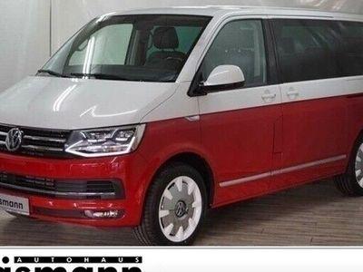 gebraucht VW Multivan T62.0 TDI 4Mot. Highl. AHK+LED+NAVI+LEDE