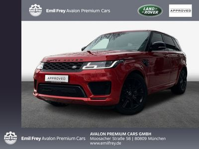 gebraucht Land Rover Range Rover Sport D250 (SDV6) HSE Dynamic