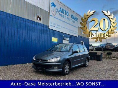 käytetty Peugeot 206 JBL 75**Klimaanlage**