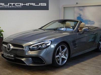 gebraucht Mercedes 400 AMG Sitzbelüft Designo Distronic Plus